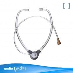 Estetoclip para audífonos