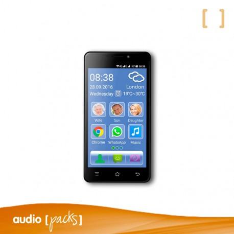 Telèfon mòbil Switel eSmart M2 - Audiopacks, Barcelona