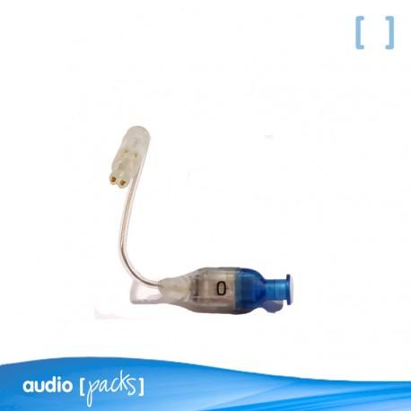 Auricular 60 MiniFit de Bernafon lado izquierdo para audífonos