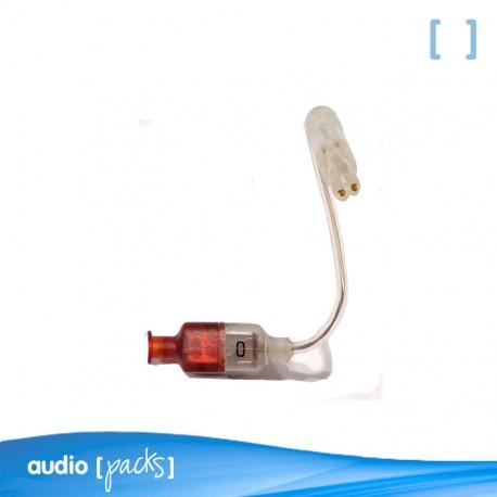 Auricular 85 MiniFit de Bernafon lado derecho para audífonos