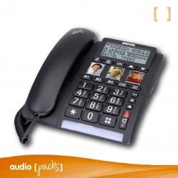 Teléfono fijo Switel TF550