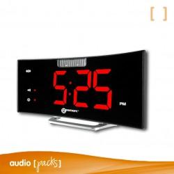 Reloj-Despertador Curve para audífonos