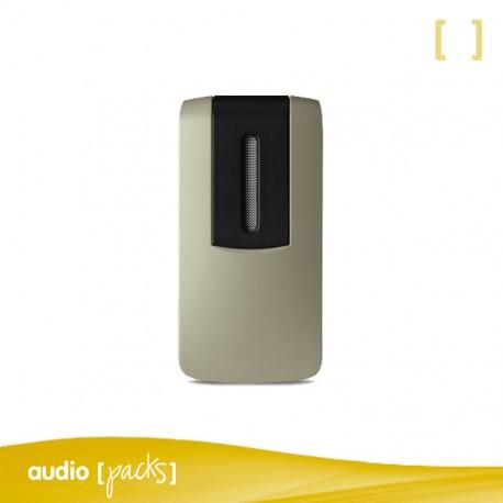 Smart Mic d'AudioService para audífonos