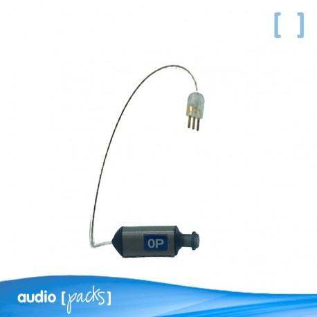Auricular Marvel P de Phonak lado izquierdo para audífonos