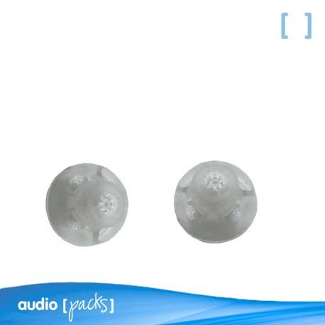 Tulipas Obertes Unitron per a audiòfons