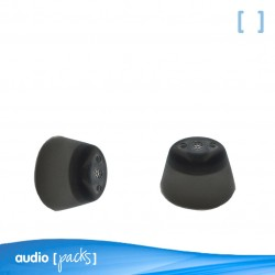 Click Sleeve 2.0 amb ventilació d'Audioservice per audiòfons