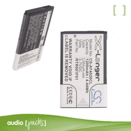Batería DECT CP1 de Phonak