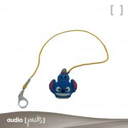 Subjecció infantil audiòfons /Stitch unilateral