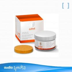 Pastilles assecadores i recipient d'Audinell ultra per audiòfons
