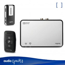 Pack Streamline TV + Smart Key de Signia + StreamLine Mic de Signia