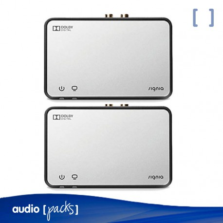Pack de 2 StreamLine TV para audífonos