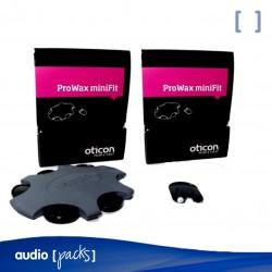 Pack 2 Filtres ProWax MiniFit d'Oticon per audiòfons