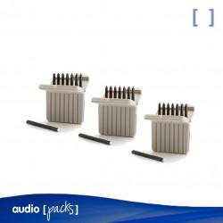 Pack Cerustop 3 unidades para audífonos