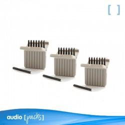 Pack Cerustop 3 unitats per audiòfons