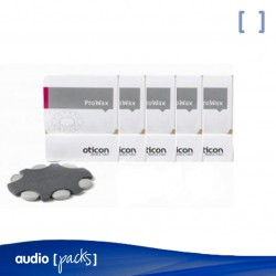 Pack 2 Filtros Oticon Prowax para audífonos