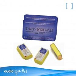 Pack 2 Dry-Brik pastillas de secado para audífonos