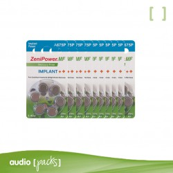 60 piles Implant coclear ZeniPower