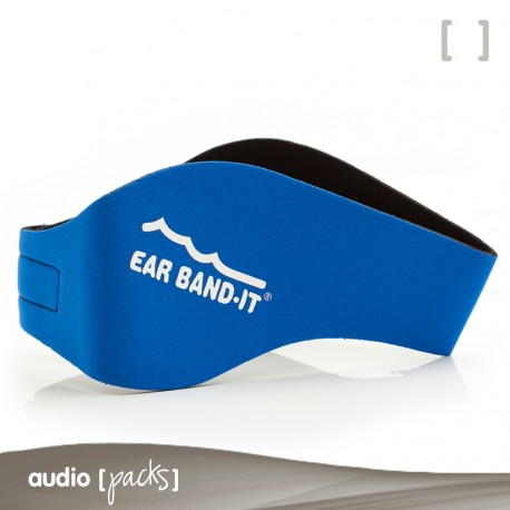 Ear Band-it Banda de neopreno - Audiopacks, Barcelona