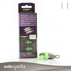 Protectores auditivos Uni-fit Hobby - Audiopacks, Barcelona