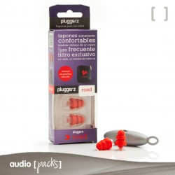 Pluggerz Uni-Fit Road - Audiopacks, Barcelona