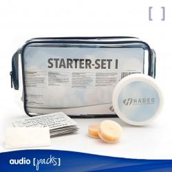 Pack Limpieza Starter-Set BTE de Hadeo para audífonos
