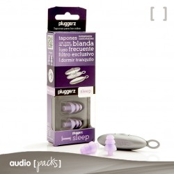 Protectores auditivos Uni-fit Sleep - Audiopacks, Barcelona