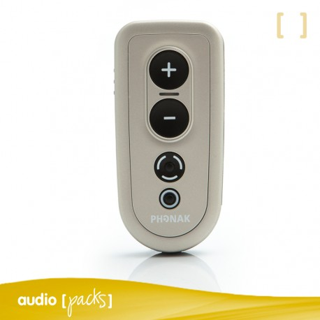 Phonak PilotOne II - Audiopacks, Barcelona