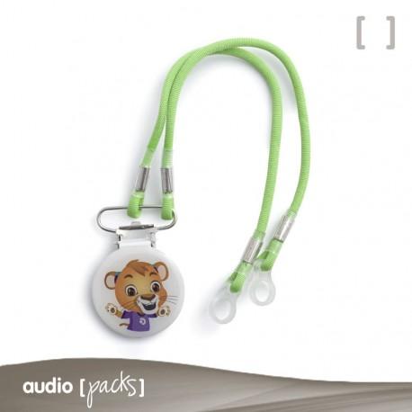 Sujeción infantil audífonos/ Phonak