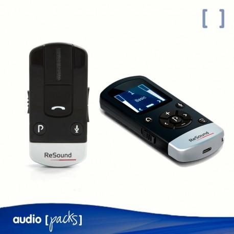 Pack Resound I para audífonos