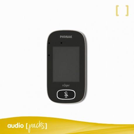 Roger Touchscreen Mic de Phonak para audífonos
