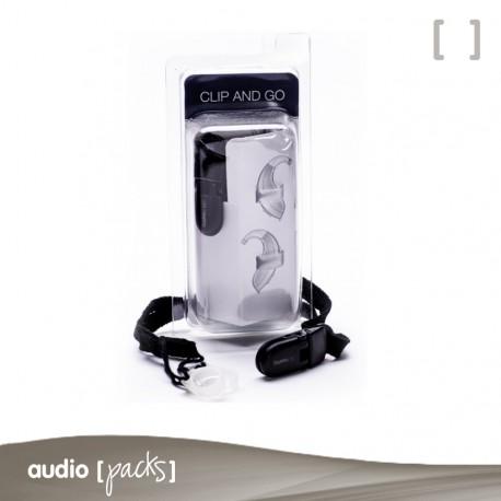 Sujeción infantil para audífonos / Clip&Go