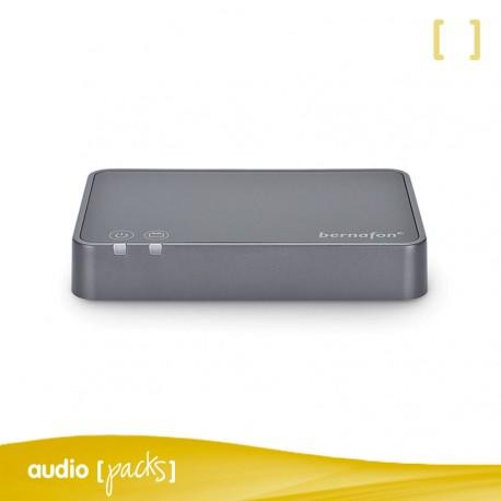 Adaptador TV-A de Bernafon para audífonos