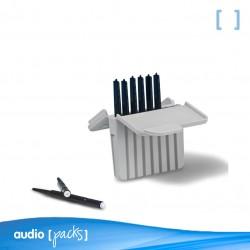 Filtros para audífonos WaxStop - Audiopacks, Barcelona