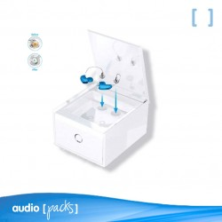 Deshumidificador Perfect Clean per audiòfons - Audiopacks, Barcelona