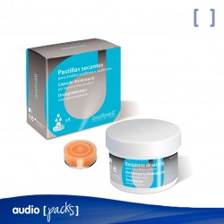 Pack Secado Audinell para audífonos - Audiopacks, Barcelona