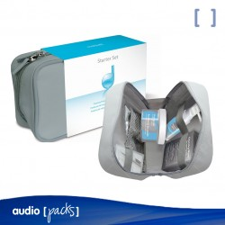 Pack manteniment i secat - Audiopacks, Barcelona