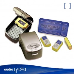 Pack Zephyr Assecat per audiònfons i Implants Coclears - Audiopacks, Barcelona