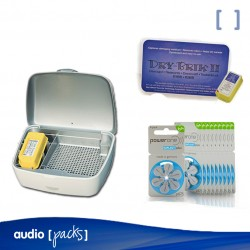 Pack Secado para Implante Coclear - Audiopacks, Barcelona