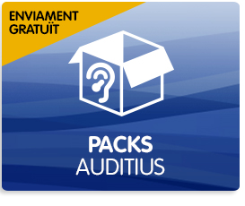 packs auditius online